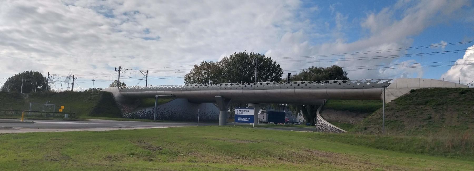 Fietsviaduct