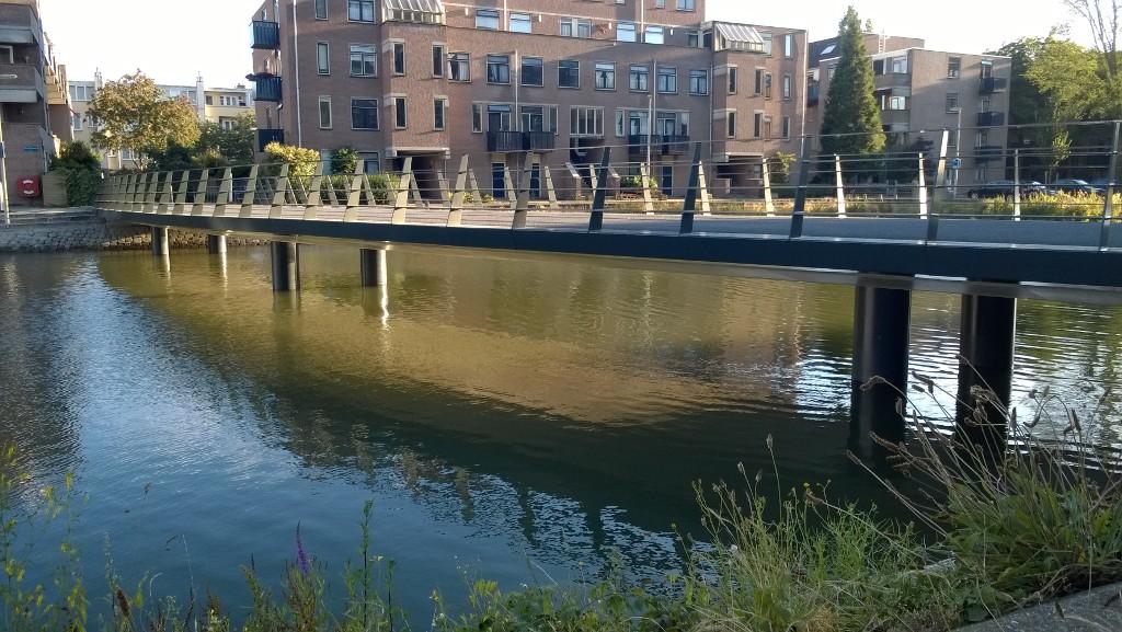 Betonnen brug Rotterdam - Gebr. de Koning
